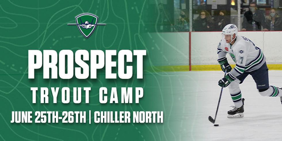 Mavericks Prospect Tryout Camp