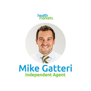 Mike Gatteri with HealthMarkets