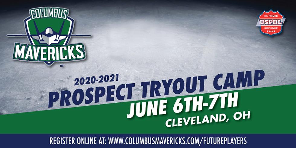 Columbus Mavericks Cleveland Prospect Camp