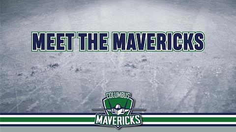 Meet the Mavericks - #63 Jack Wrightsel