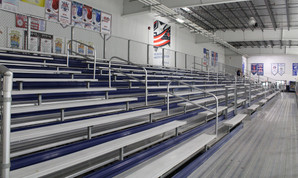 Chiller North Stands 2