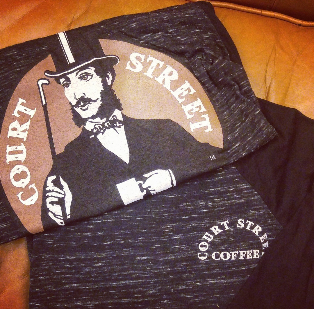 Court Street Coffee T-Shirts
