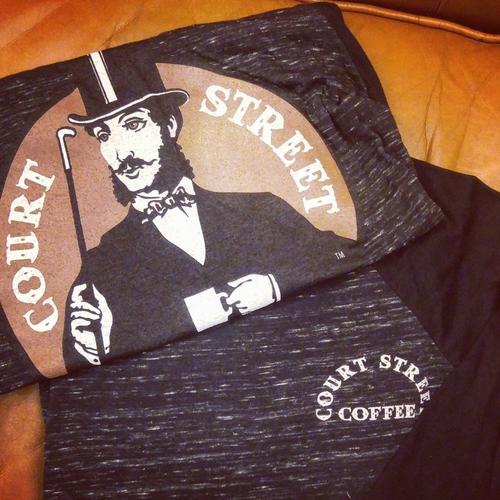 Court Street Coffee T-Shirts
