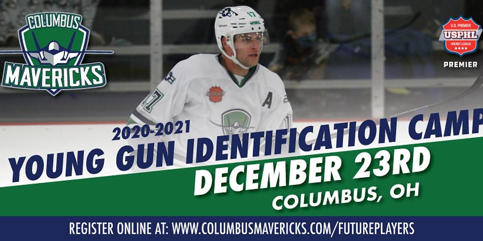Mavericks Young Gun Identification Camp