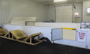 Battery Synthetic Ice