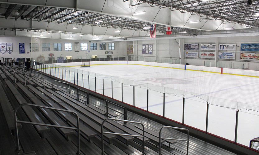 Chiller North Stands 1