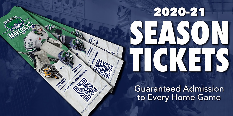 2020-2021 Season Tickets