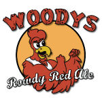 Woodys Rowdy Red Ale