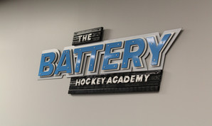 Battery Sign