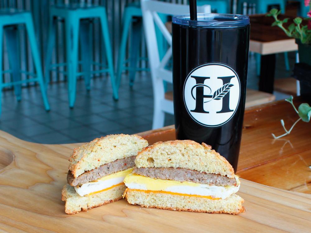 Harvest Breakfast Sandwich