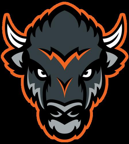 Buffalo Stampede Crest Logo