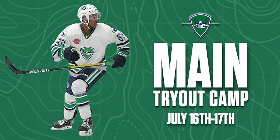 Mavericks Main Camp (Invite Only)