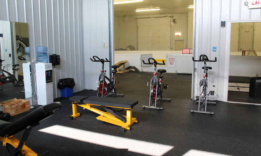 Battery Weight Room 2