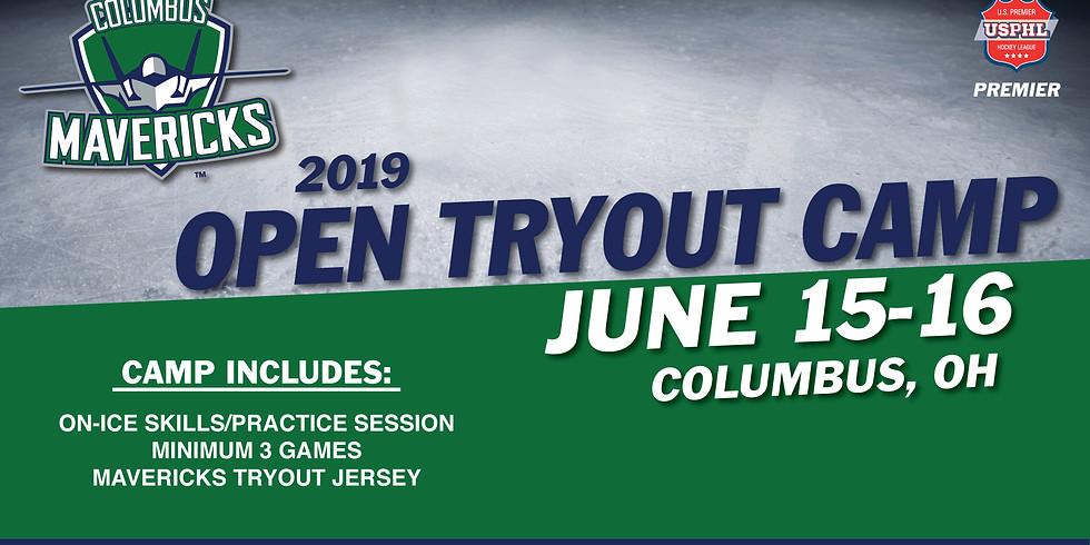 Mavericks Open Tryout Camp