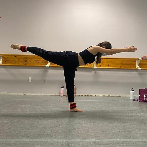 Intermediate Jumps/Turns Class
