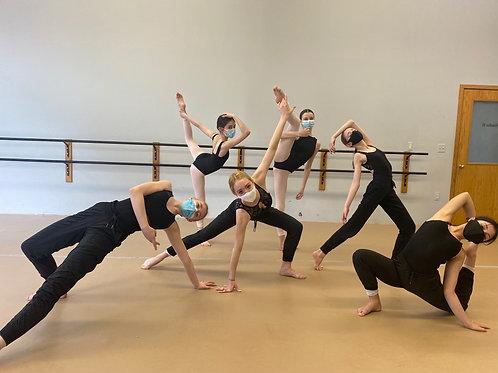 Intermediate Contemporary Class