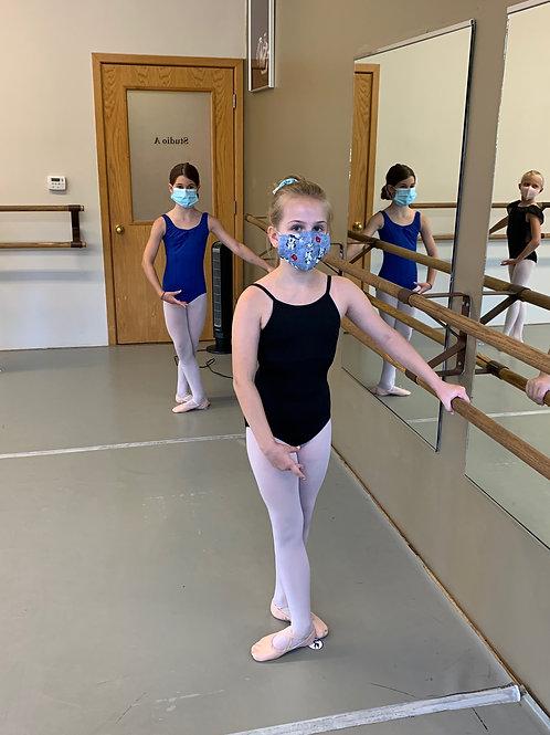 Elementary Ballet Class