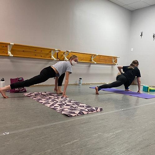 Advanced Jumps/Turns Class