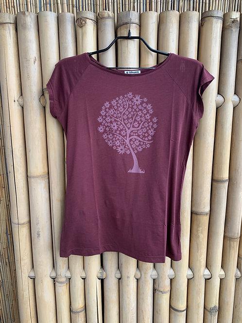 T-Shirt Pimabaumwolle für Frauen