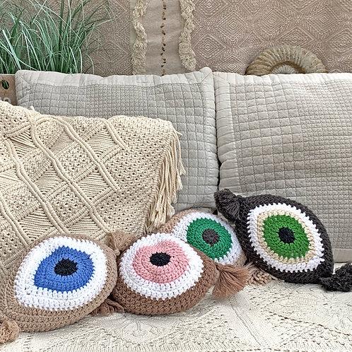 Kissen Auge