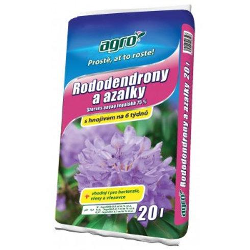 Agro Substrát pro rododendrony a azalky