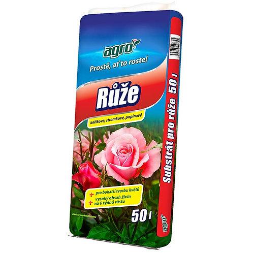 Agro Substrát pro růže