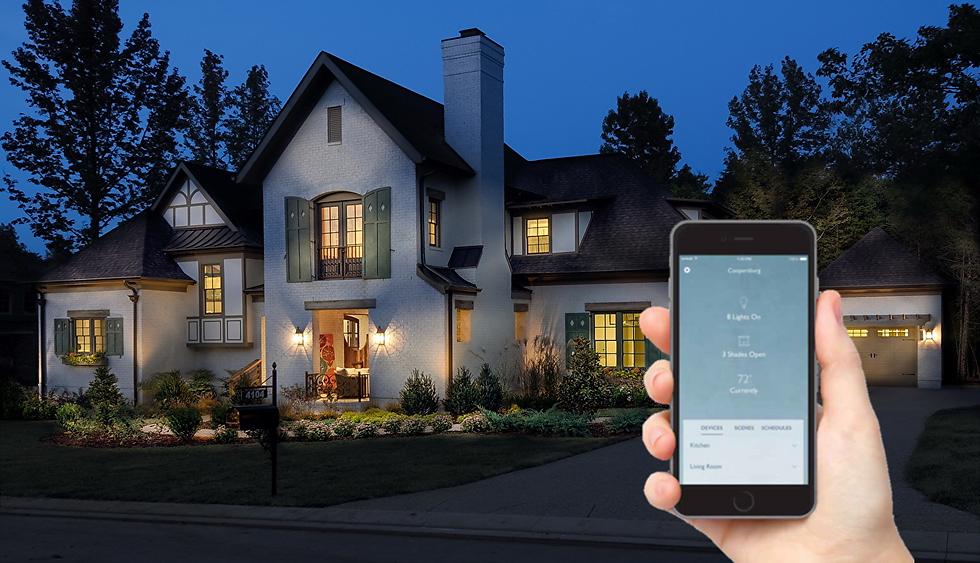 Control de tu hogar con LUTRON y tu celular
