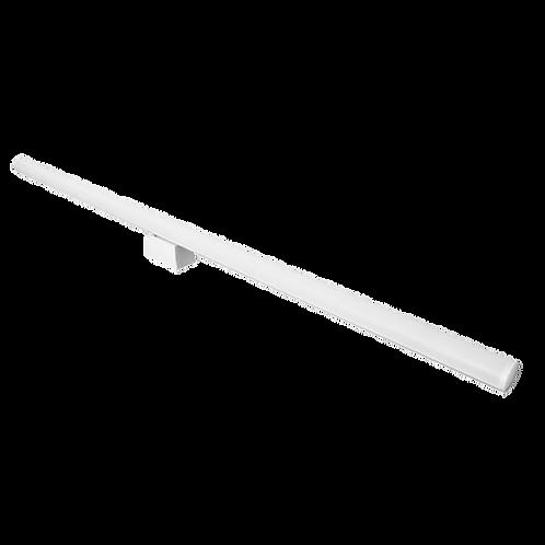 Luminario lineal de LED sobreponer