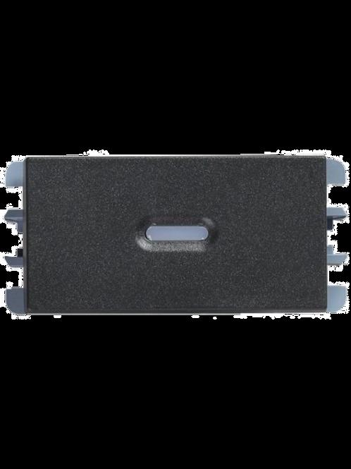 Apagador sencillo con LED Simon 26