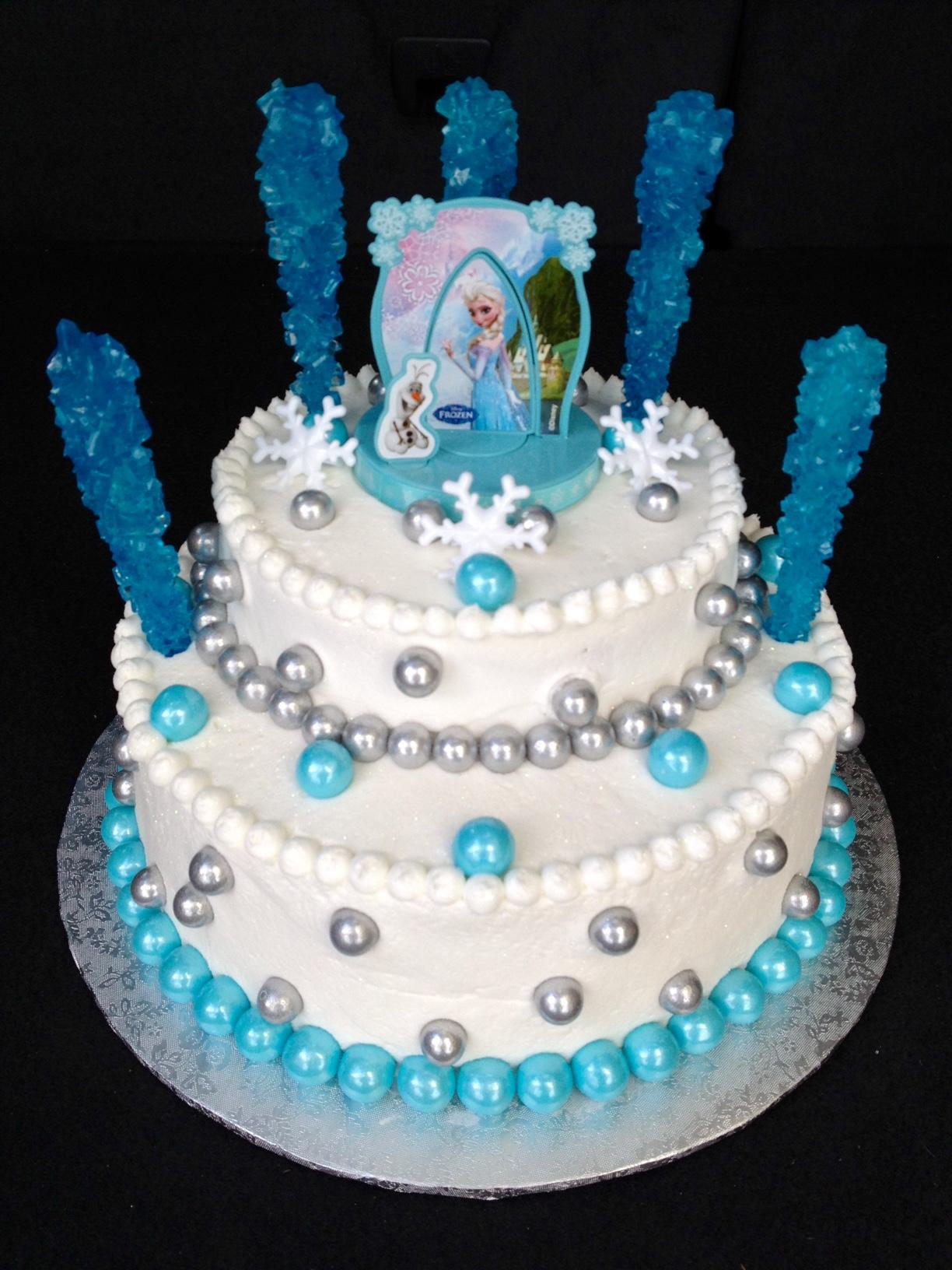 """Frozen"" birthday"