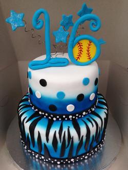 Softball Sweet 16