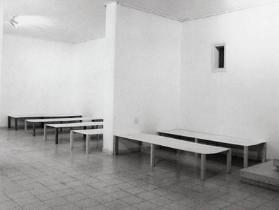 נחום טבת, סידור של שש יחידות, 1973-4