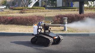 מצעד הרובוטים של מגפת הקורונה!
