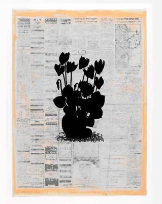 תוכנית #2 || לארי אברמסון בסדנאות ההדפס