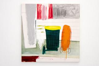 ביקור בסטודיו של דניאל אוקסנברג