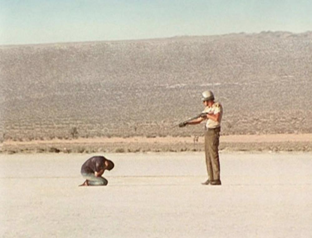 Punishment Park 1972