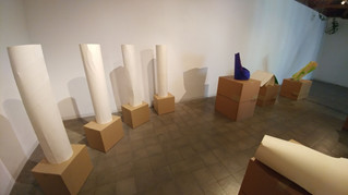 תוכנית #4 ||  תמרה ריקמן ושרון קרן בגלריה ברבור