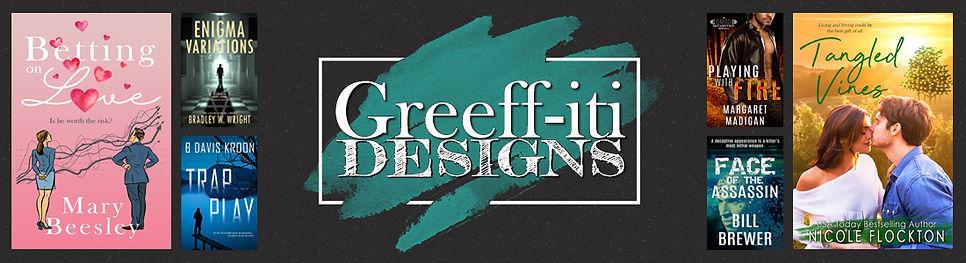 Greeff-iti Designs Website Banner