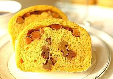自然時尚 英式蒸地瓜麵包