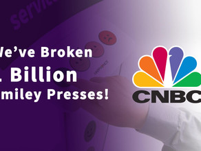 1 Billion Smiley Presses!