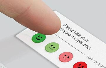 Smiley Digital feedback