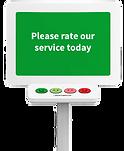 Smiley Terminal best feedback device