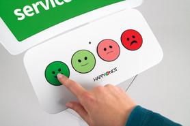 Smiley Terminal Buttons