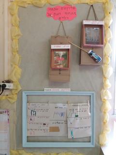 עיצוב סביבה חינוכית בשיתוף עם הילדים
