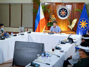 The National Capital Region of Philippines keeps general community quarantine (GCQ) status ; Cebu Ci