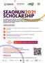 Call for Applications: SEAOHUN 2021 Scholarship