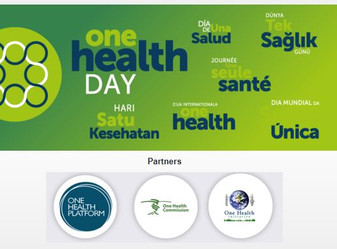 CALL FOR ONE HEALTH DAY 2020 CELEBRATIONS