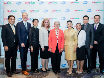 Pfizer and SEAOHUN Collaborate to Combat Antimicrobial Resistance ( AMR )