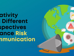 Creativity and Different Perspective Enhance Risk Communication