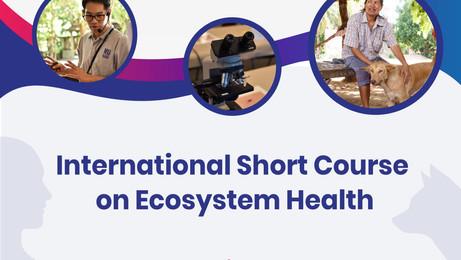 THOHUN TELI : International Short Course on Ecosystem Health